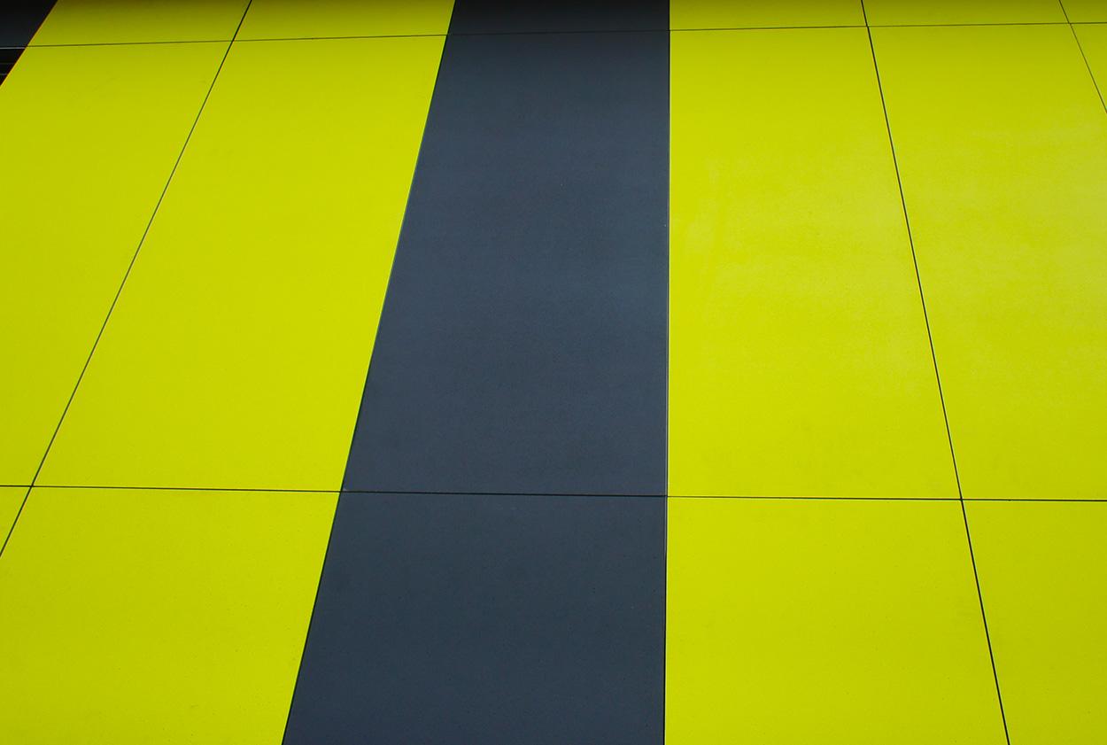 Photo façade - chromatique - macro - Vetisol